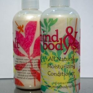 12 ounce bottle of Deep Moisturizing Conditioner
