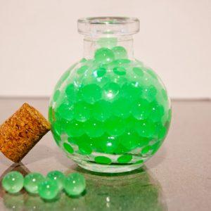 Green-hued Room Refresh Water Beads