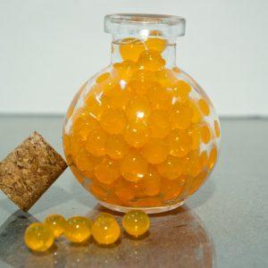 Orange-hued Room Refresh Water Beads