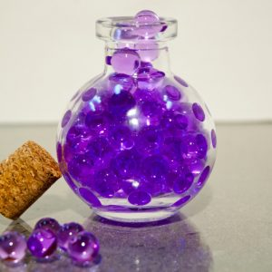 Purple-hued Room Refresh Water Beads