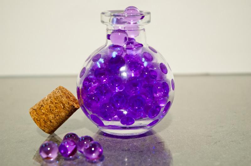 Purple-hued Room Refresh Water Beads