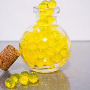 Yellow-hued Room Refresh Water Beads