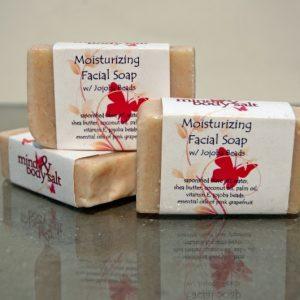 2 ounce bar of Moisturizing Facial Soap